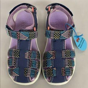 See Kai Run Paley girls sandals 10